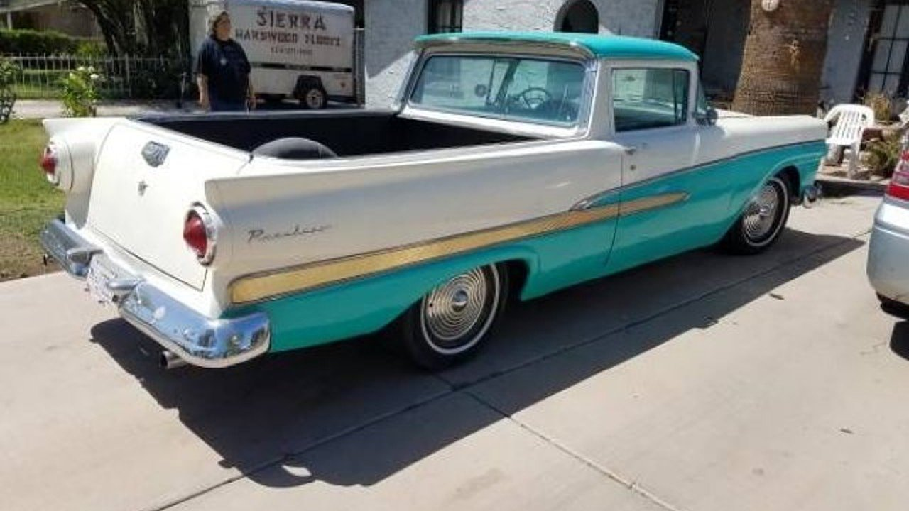 1958 ford ranchero for sale 101008925