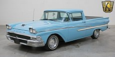 1958 Ford Ranchero for sale 100964162