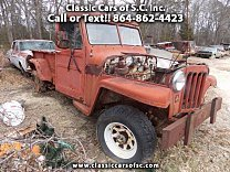 1958 Jeep Other Jeep Models for sale 100767621