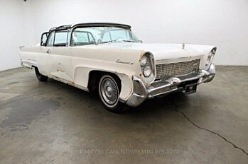 1958 Lincoln Continental for sale 100832600
