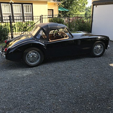 1958 MG MGA for sale 101004727