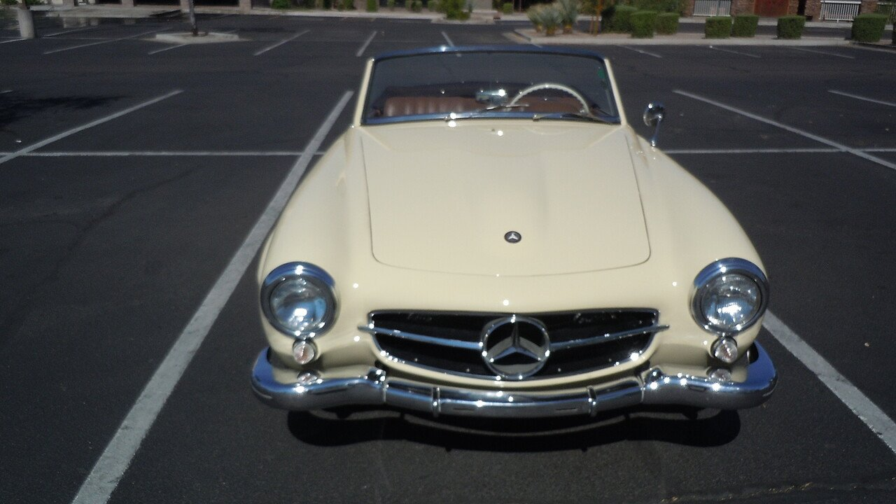 1958 Mercedes-Benz 190 for sale 101009360