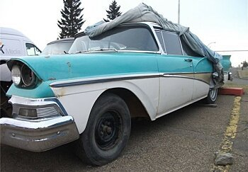 1958 Mercury Medalist for sale 100885320