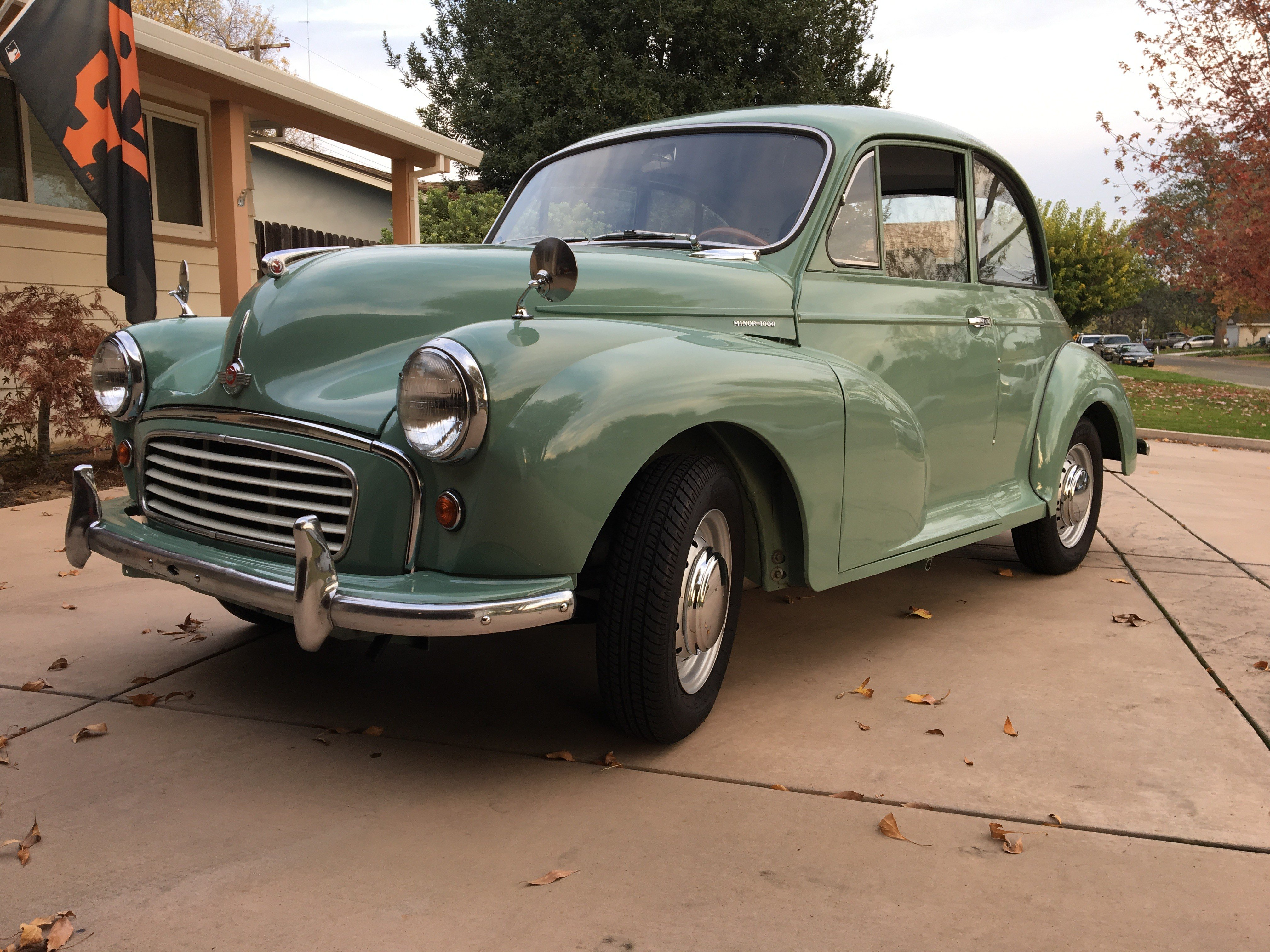 1958 Morris Minor Import Classics Car 100830942 622f7d1d6dc2a63de2e48b1fefd208cd?w=1280&h=720&r=thumbnail&s=1 1958 morris minor for sale near sacramento, california 95841 morris minor wiring harness at reclaimingppi.co