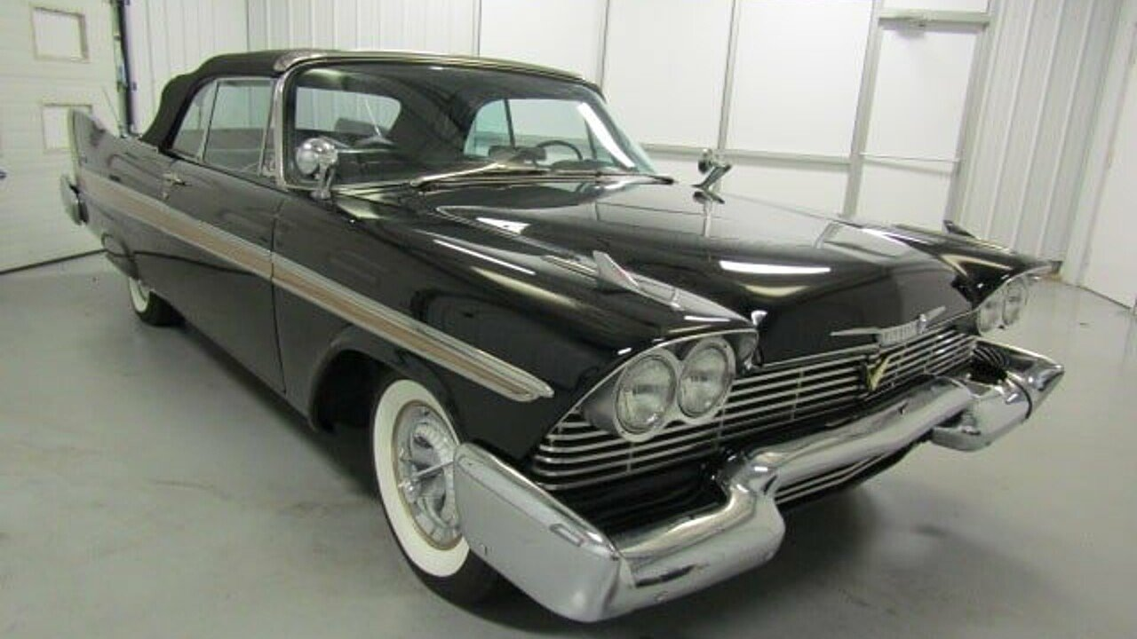 1958 Plymouth Belvedere for sale near Christiansburg, Virginia 24073 ...
