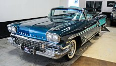 1958 Pontiac Bonneville for sale 100727070