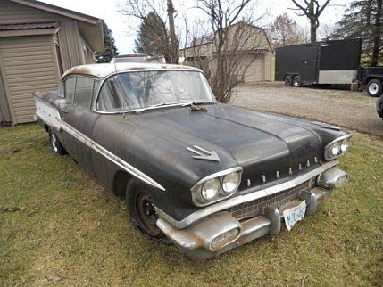 1958 Pontiac Chieftain for sale 100855631