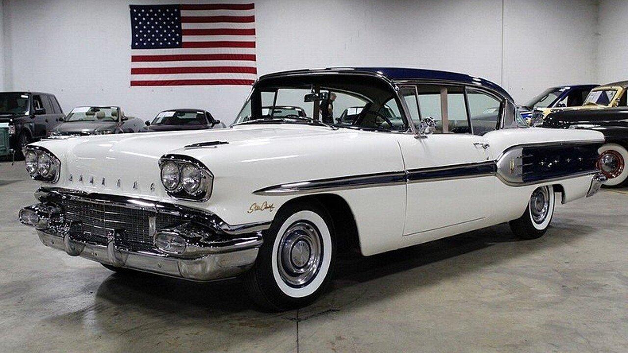 Pics photos 1958 pontiac for sale - 1958 Pontiac Star Chief For Sale 100887109