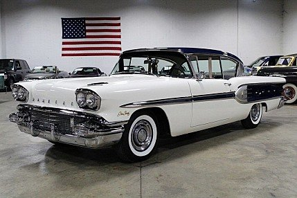 1958 Pontiac Star Chief for sale 100887109