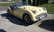 1958 Triumph TR3A for sale 100769059