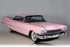 1959 Cadillac De Ville for sale 100737628