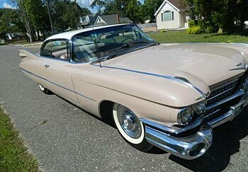 1959 Cadillac De Ville for sale 100817433