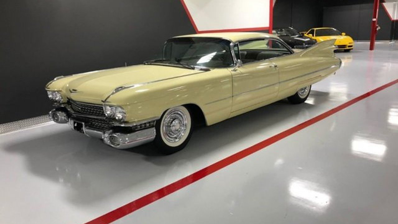1959 Cadillac De Ville for sale 101028960