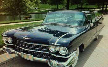 1959 Cadillac De Ville Touring Sedan for sale 101050870