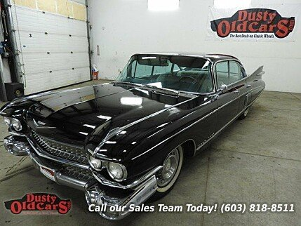 1959 Cadillac Fleetwood for sale 100746521
