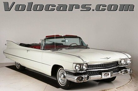 1959 Cadillac Series 62 for sale 101028437