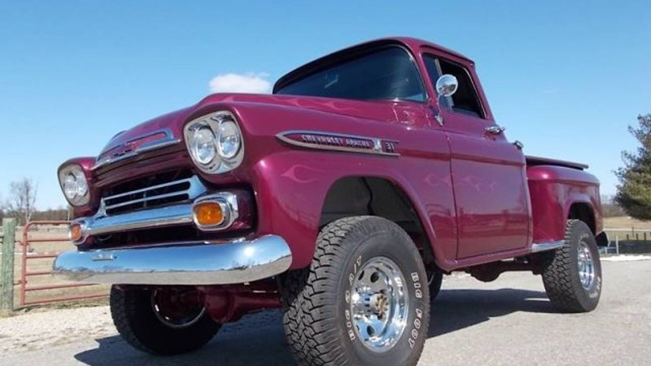 1959 Chevrolet 3100 for sale 100985044