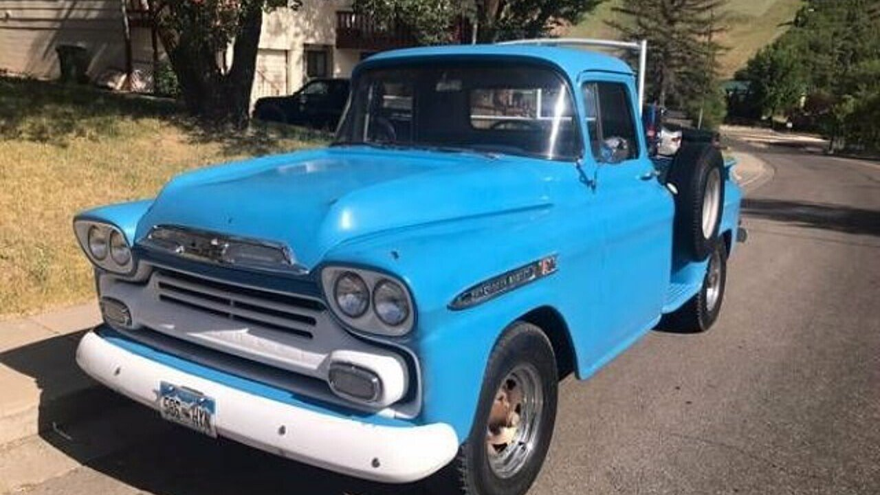 1959 Chevrolet 3600 for sale 100900253