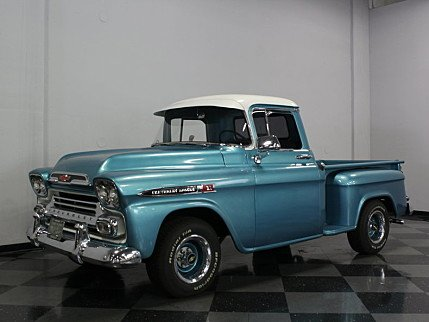 1959 Chevrolet Apache for sale 100728022