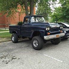 1959 Chevrolet Apache for sale 100846811