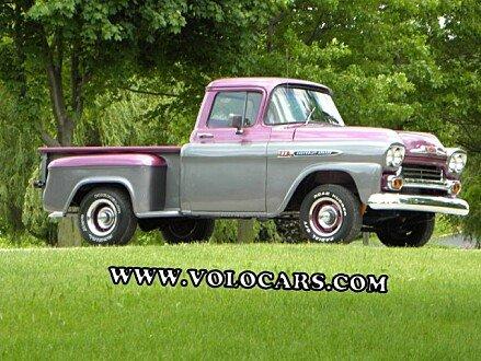 1959 Chevrolet Apache for sale 100858851