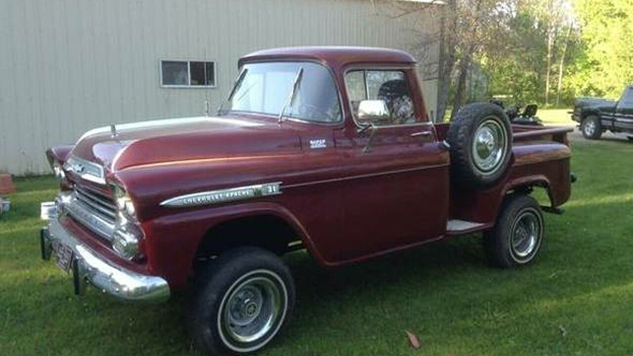 Truck 1955 chevy apache truck for sale : Chevrolet Apache Classics for Sale - Classics on Autotrader