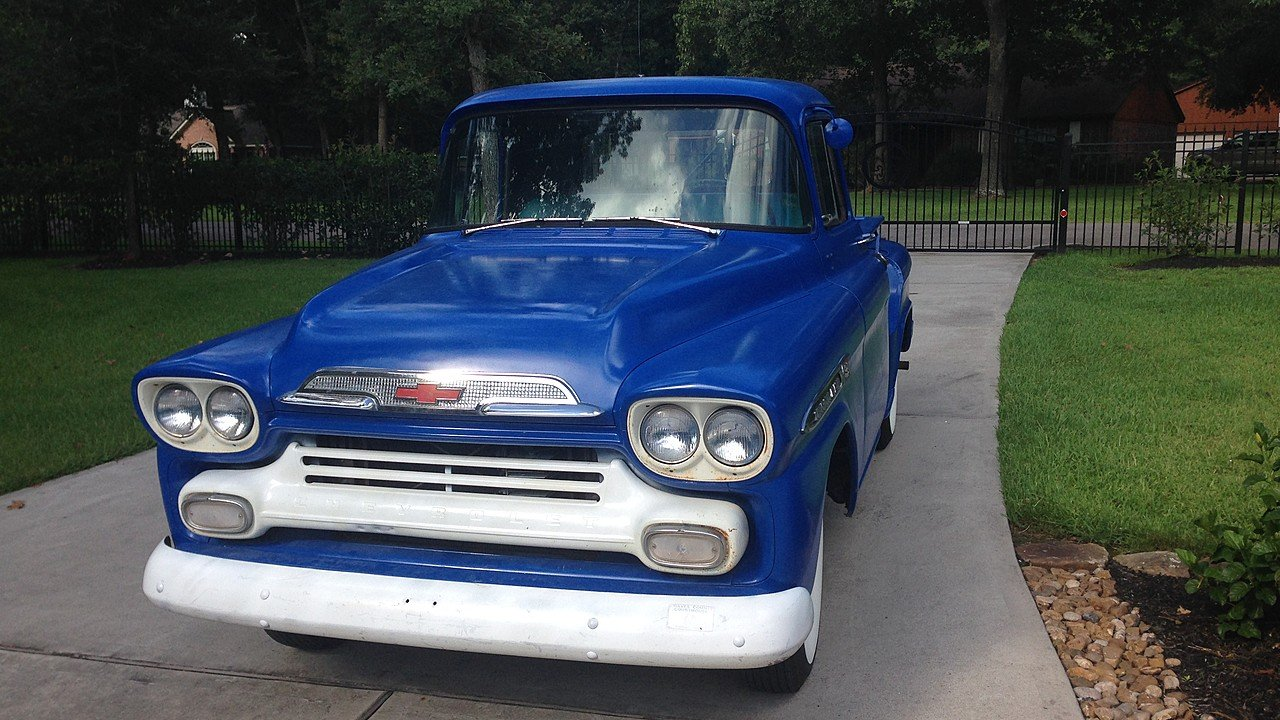 1959 Chevrolet Apache for sale 101005112