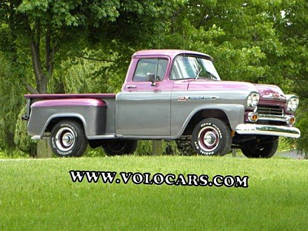 1959 Chevrolet Apache for sale 100872455