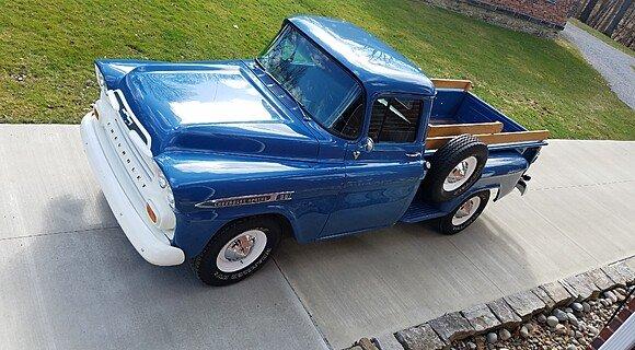 1959 Chevrolet Apache for sale 100972913