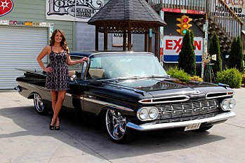 1959 Chevrolet Bel Air for sale 100762417