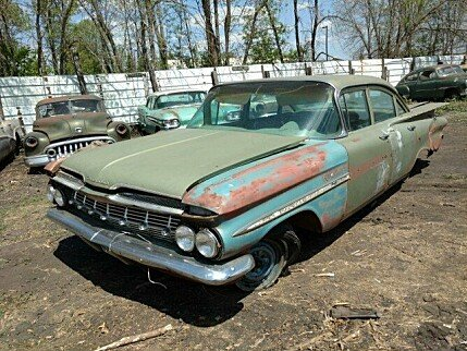 1959 Chevrolet Biscayne for sale 100765691