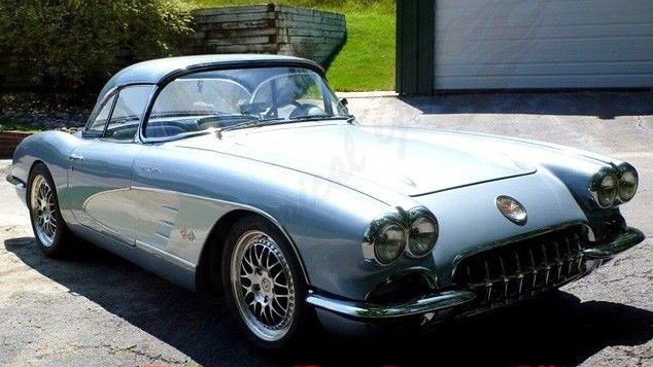 1959 Chevrolet Corvette Classics for Sale - Classics on Autotrader