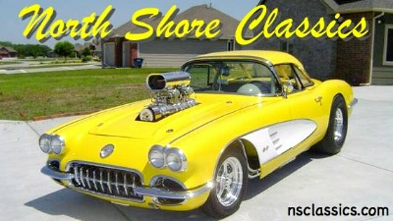1959 Chevrolet Corvette for sale 100840143