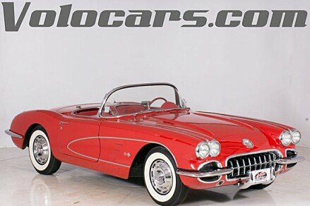 1959 Chevrolet Corvette for sale 100903750