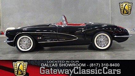 1959 Chevrolet Corvette for sale 101005937