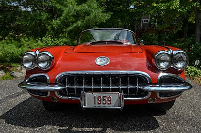 1959 Chevrolet Corvette Convertible for sale 101019085