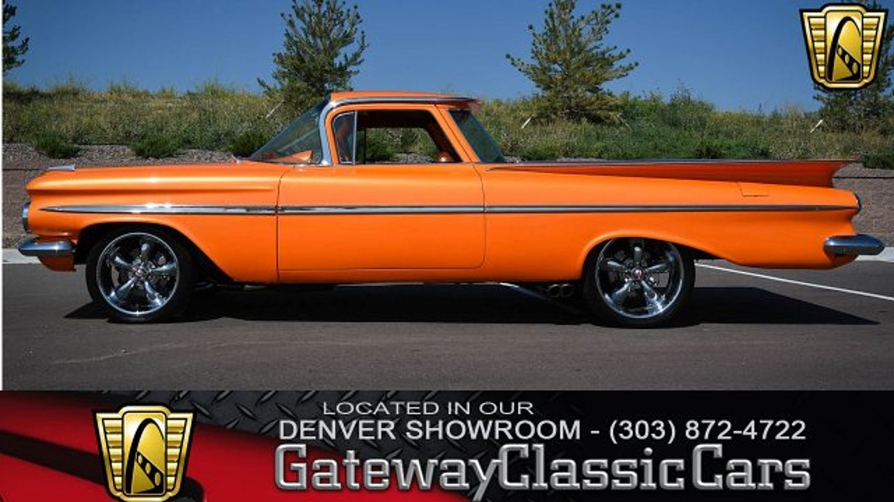 1959 Chevrolet El Camino for sale 100904529