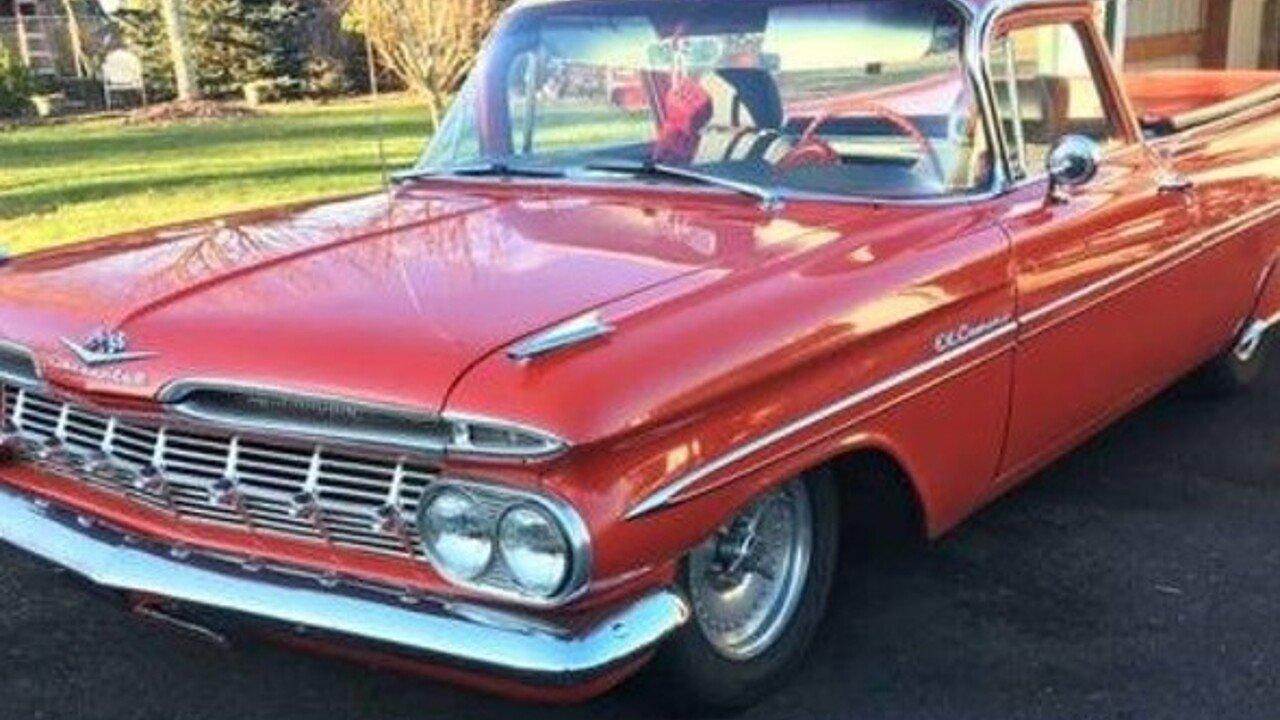 1959 Chevrolet El Camino for sale near LAS VEGAS, Nevada 89119 ...