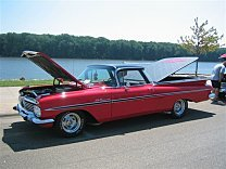 1959 Chevrolet El Camino V8 for sale 100921913