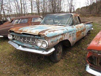 1959 Chevrolet El Camino Clics for Sale - Clics on Autotrader