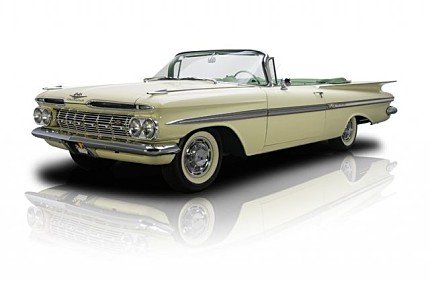 1959 Chevrolet Impala for sale 100786585