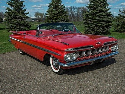 1959 Chevrolet Impala for sale 100883135