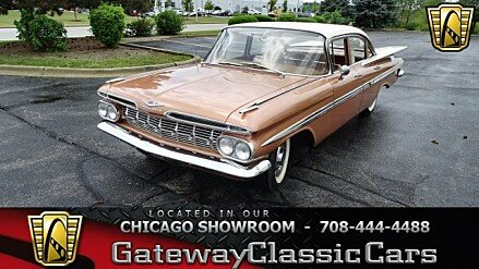 1959 Chevrolet Impala for sale 101022736