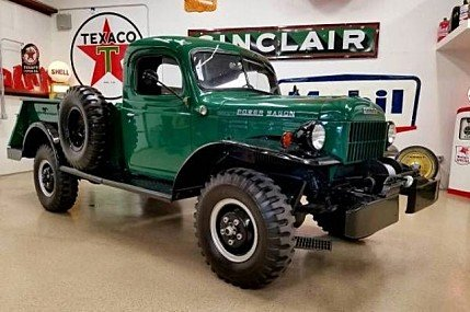dodge power wagon classics for sale classics on autotrader. Black Bedroom Furniture Sets. Home Design Ideas