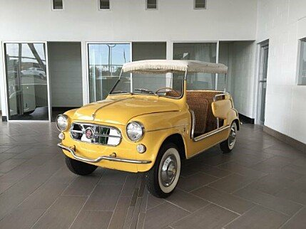 1959 FIAT 600 for sale 100775064