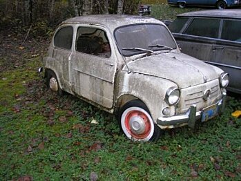 1959 FIAT 600 for sale 100838396