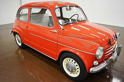 1959 FIAT 600 for sale 100914878