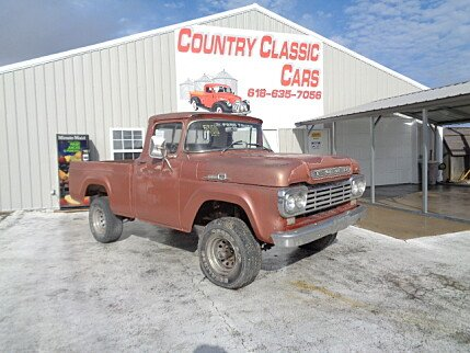 1959 Ford F100 for sale 100940671