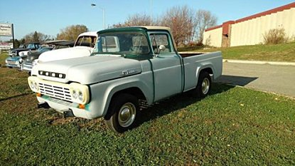 1959 Ford F100 for sale 100799510
