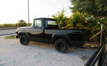 1959 Ford F100 2WD Regular Cab for sale 100976691